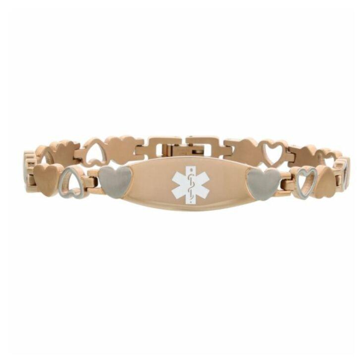 Medical Alert Bracelets for Women | American Medical ID