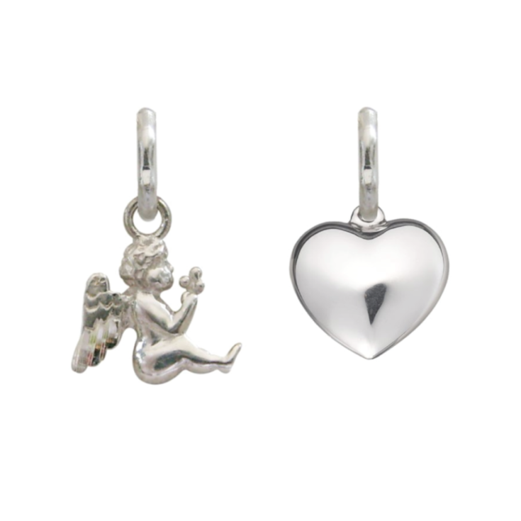 Stainless Steel Accent Charms