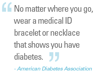 American Diabetes Association Recommends Medical ID Jewelry