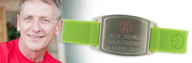 Galactosemia Medical IDs