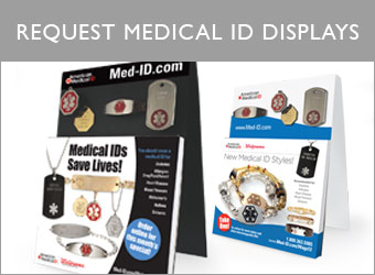 Request Medical ID Displays