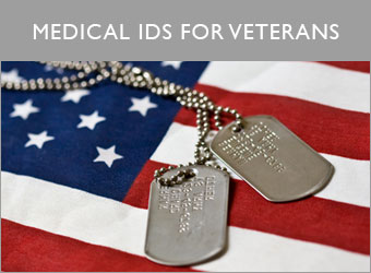 Medical IDs for Veterans