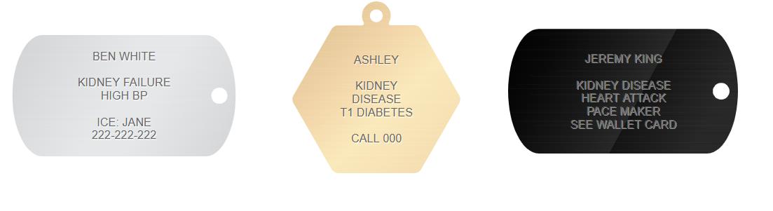 chronic kidney disease medical id