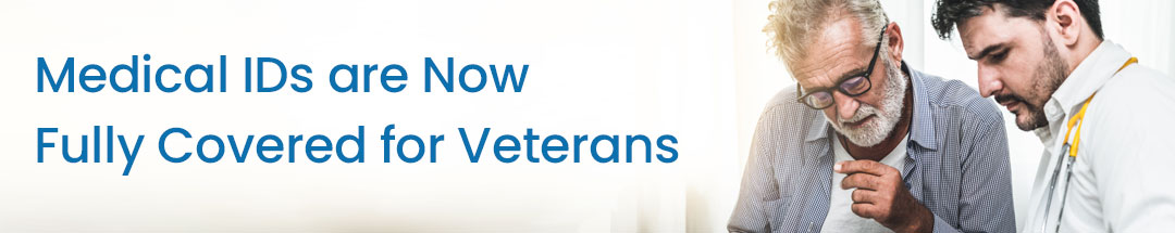 medical ID benefit for veterans