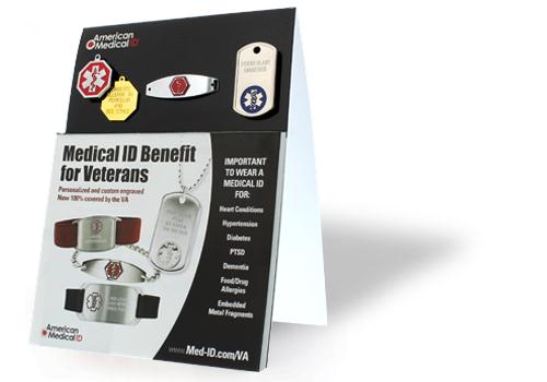 VA Medical ID Display
